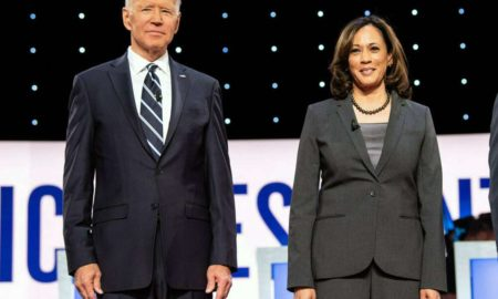 Biden And Harris Came In Power; The U.S Stepped Into A New Era Of Hope