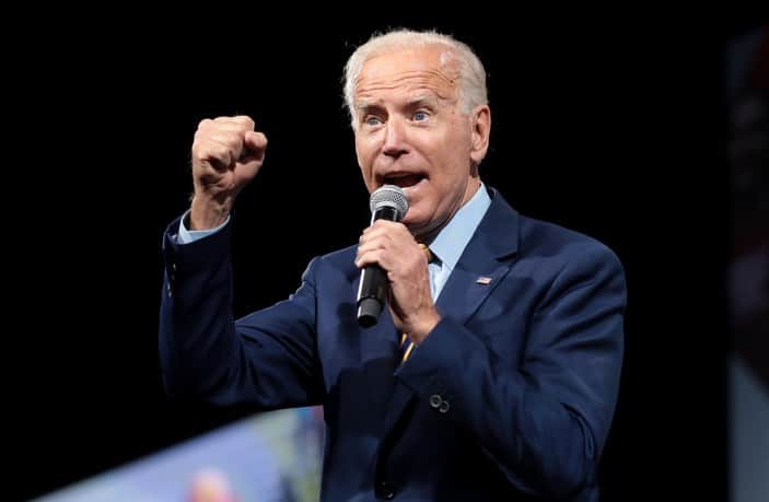 Biden Makes Huge Promises For A Covid-Free America