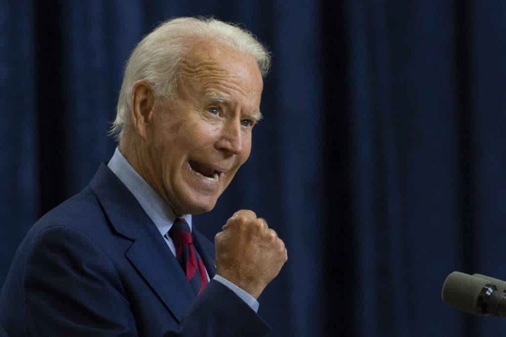Biden Revamps Multiple Trump Policies On His First Day