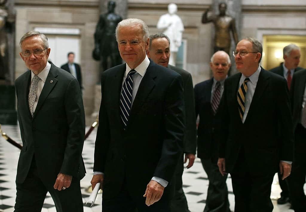 Biden To Get Presidential Escort To White House