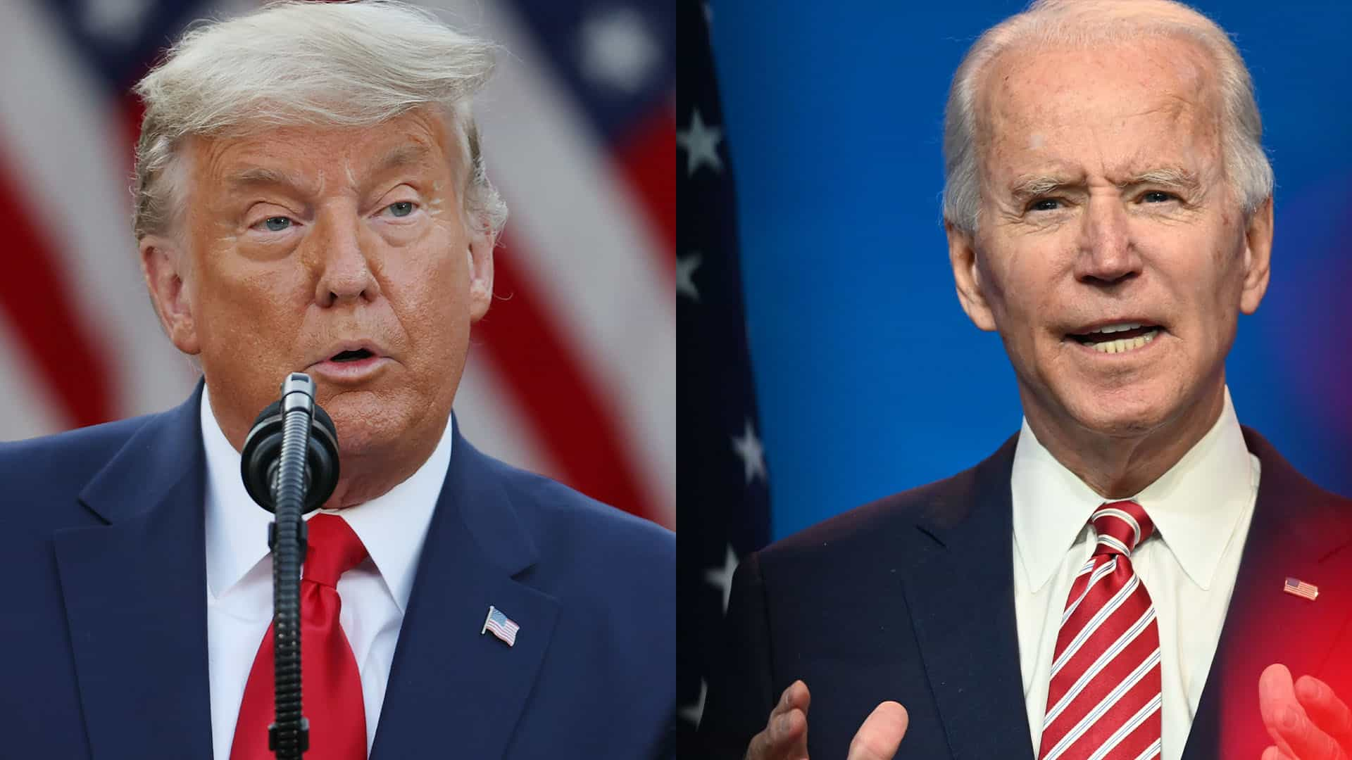 Both Biden And Trump Campaigned in Georgia, Beforehand Today's Senate Election