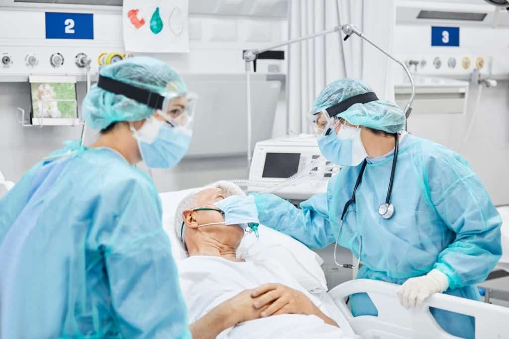 California Hospitals Are Asked To Postpone Surgeries