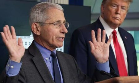 Fauci-Says-COVID-19-Data-Are-Real-Disputing-Trumps-Claims-Of-Fake-Reports