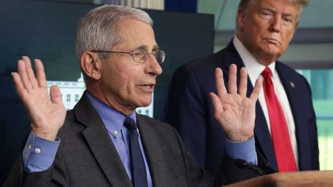 US's Fauci: US coronavirus outbreak could get worse in coming weeks