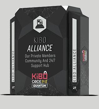 Kibo code quantum Alliance