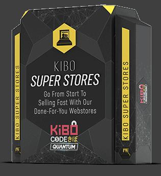 Kibo code quantum SuperStores
