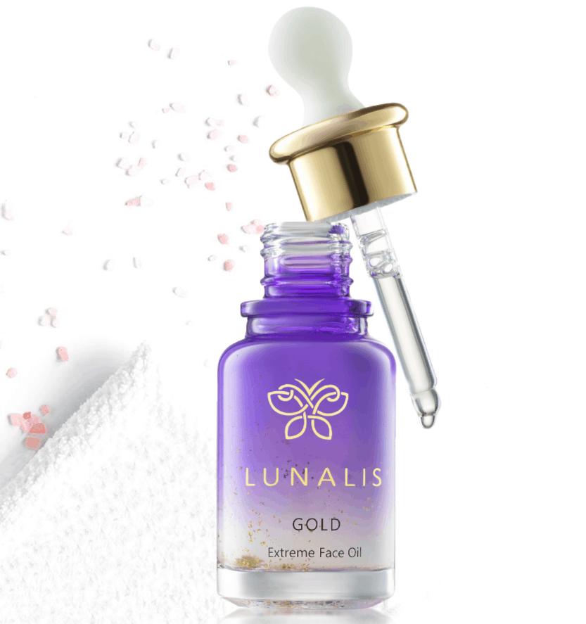 Lunalis extreme face oil benefits