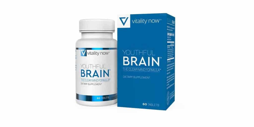 Vitality Now Youthful Brain Reviews