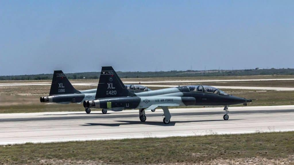 2 Reported Dead In Military Jet Crash