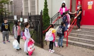 Are Big City Schools Defying The Center For Diseases Control' Guidelines