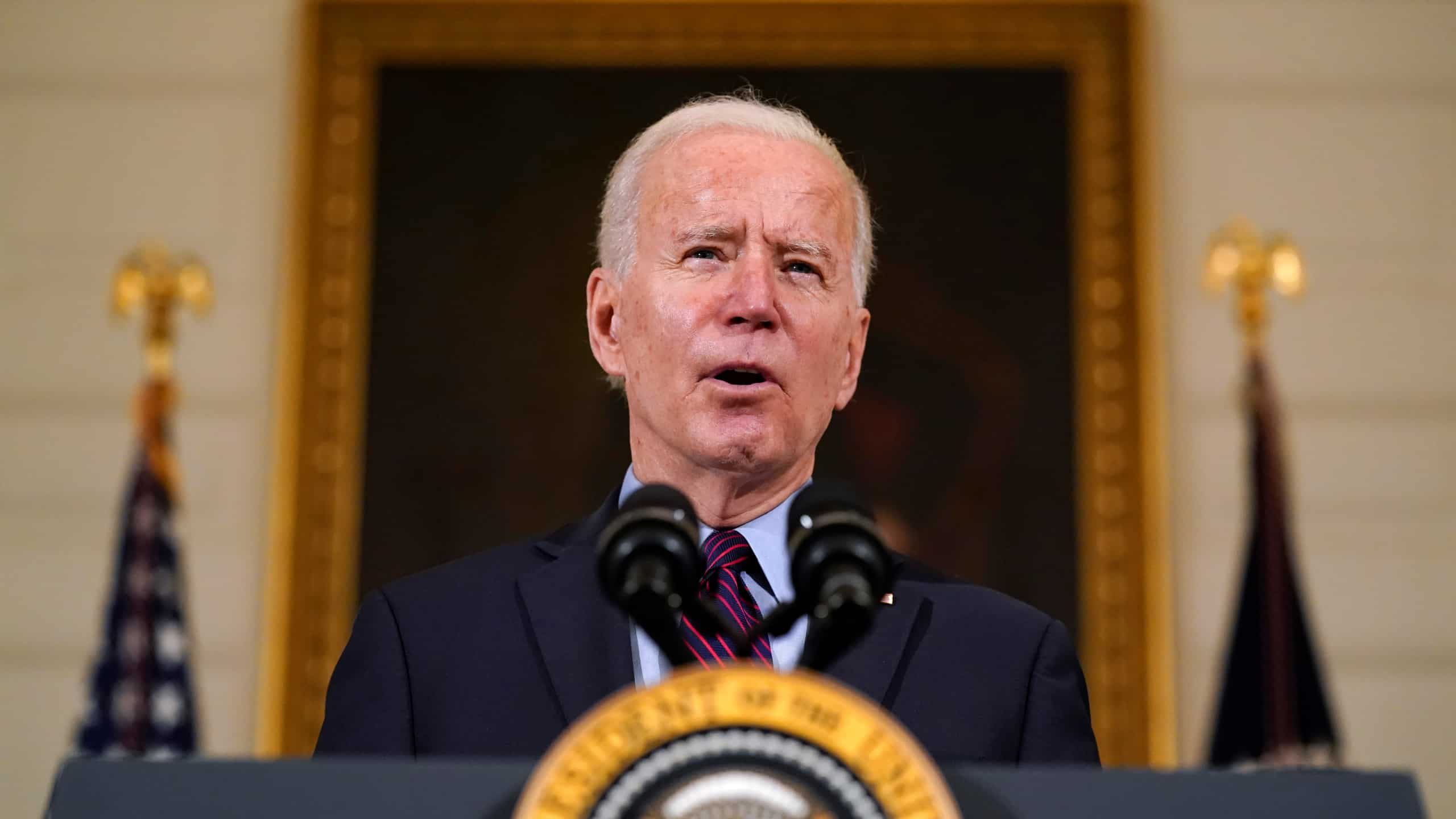 Biden Administration MovesTo Initiate Talks Over Stalled Iran Deal