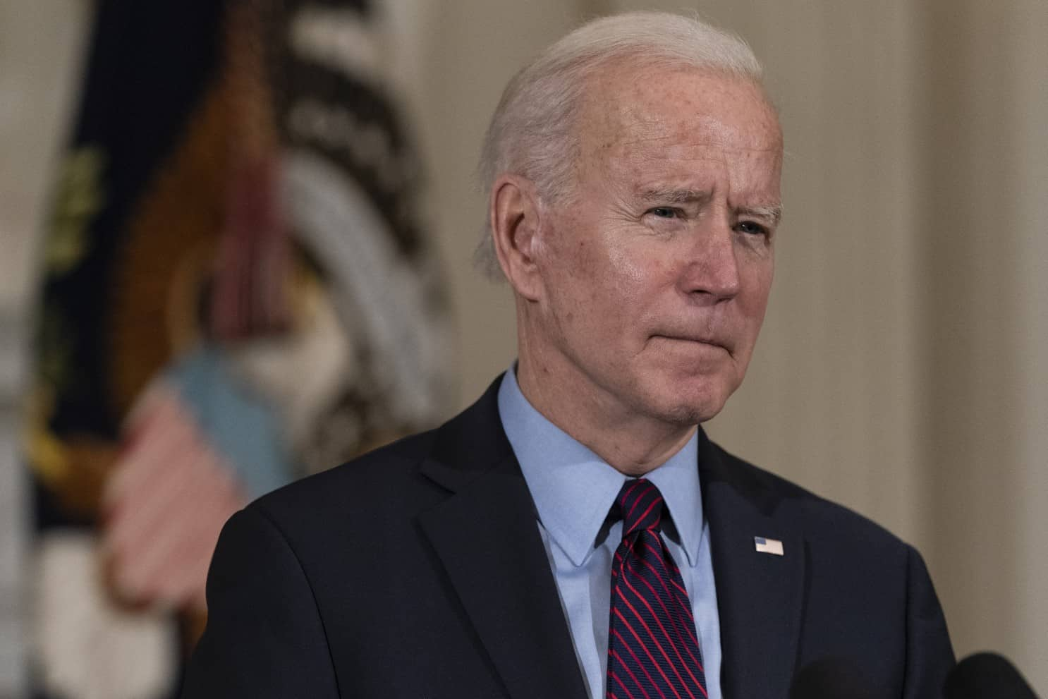 Biden's Opposes Efforts Recalling California Governor Newsom