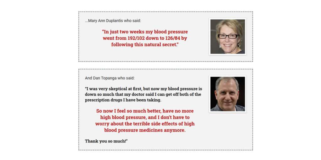 Blood Pressure 911 Customer Reviews