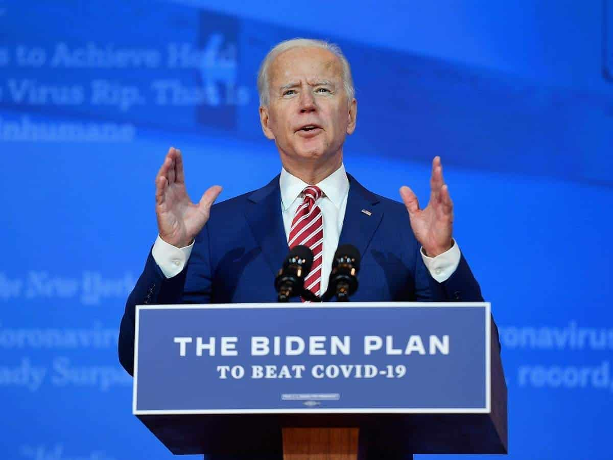 Democratic Rep. Against Biden's Two-dose Covid-19 Strategy
