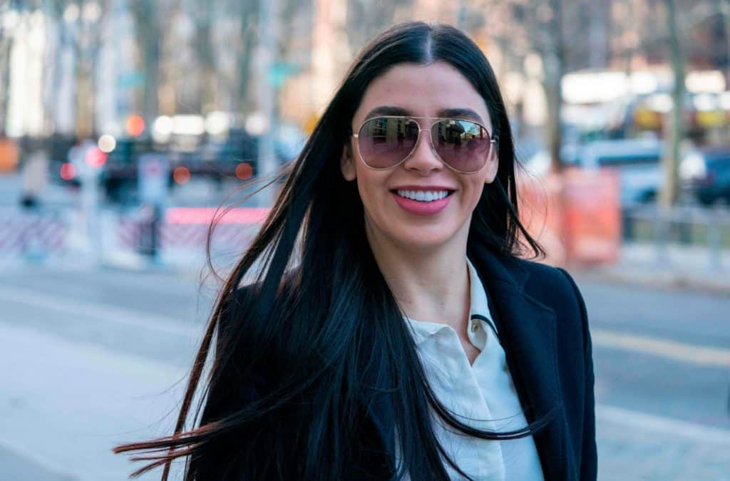 El Chapo's Wife Detained At Washington Airport And Arrested For Drug Trafficking