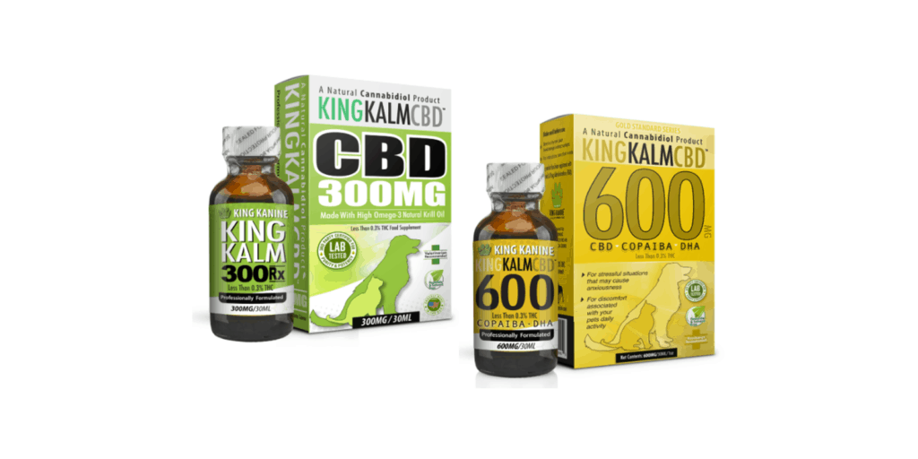 King Kanine Pet CBD Oil Reviews