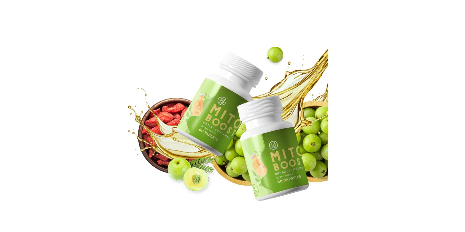 Mitoboost supplement