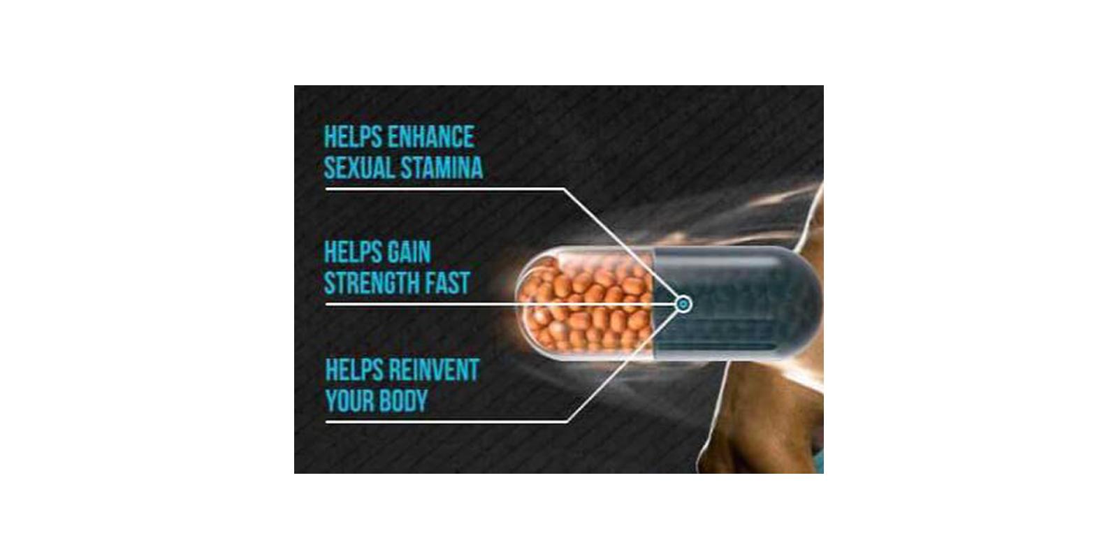 Nitro Strength supplement