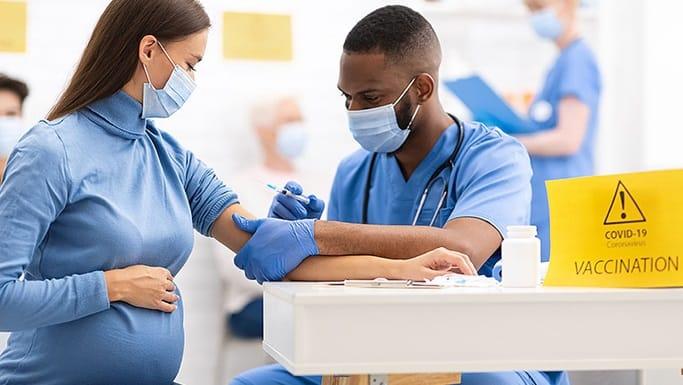 Pregnant Women Participating In The COVID-19 Vaccine Trials