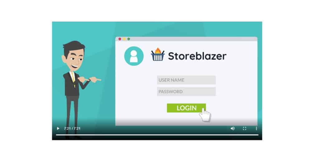 Storeblazer Software