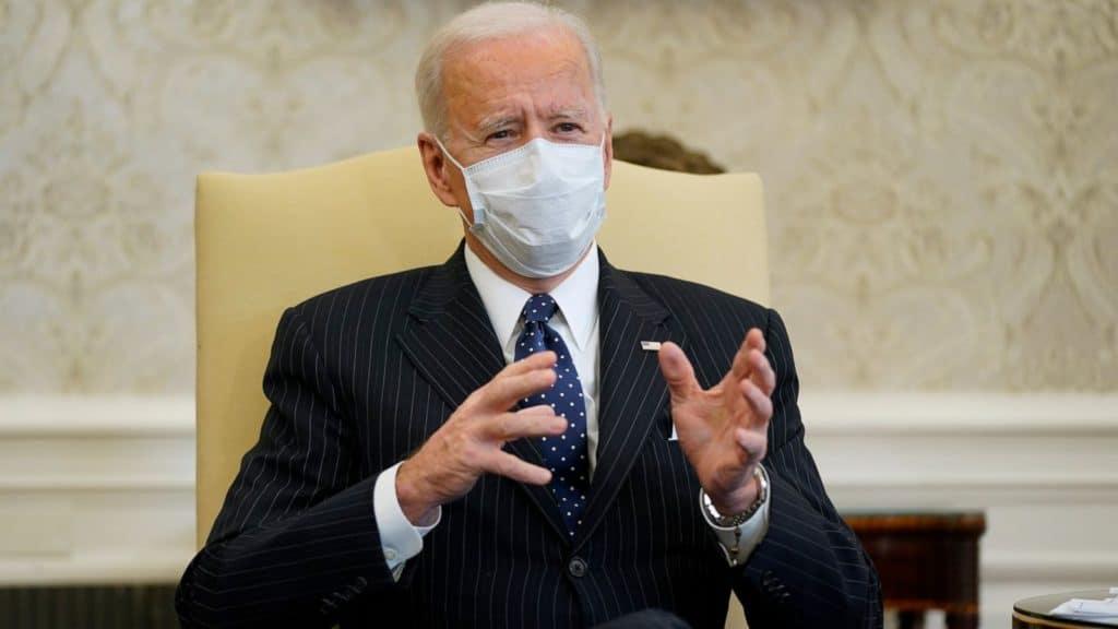 The Republicans Find It Risky In Opposing Biden's Covid Bill