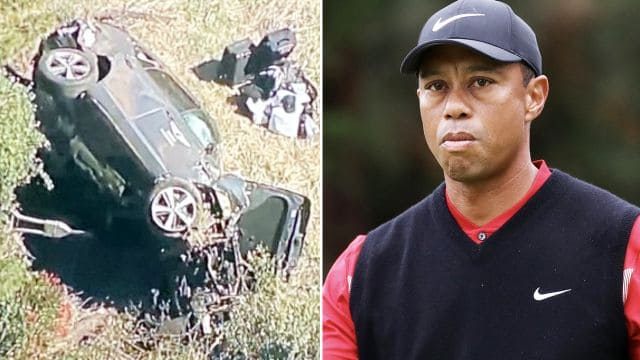 Tiger Woods Recovering From Surgery Post Accident