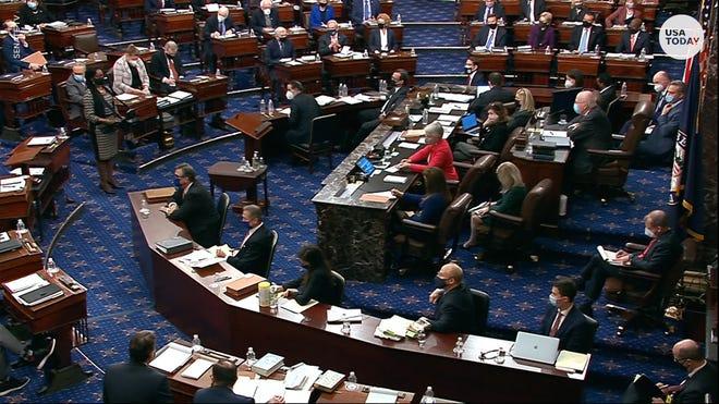 Trump Acquittal Bares Rift In GOP