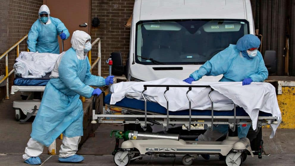 US Covid-19 Death Toll Could Reach 534,000 By 27 Feb