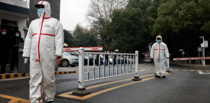 WHO Expert Team Declines Coronavirus Lab Leak Theory
