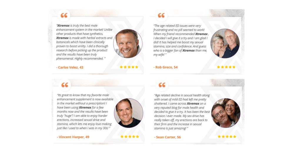 Xtremax Customer Reviews