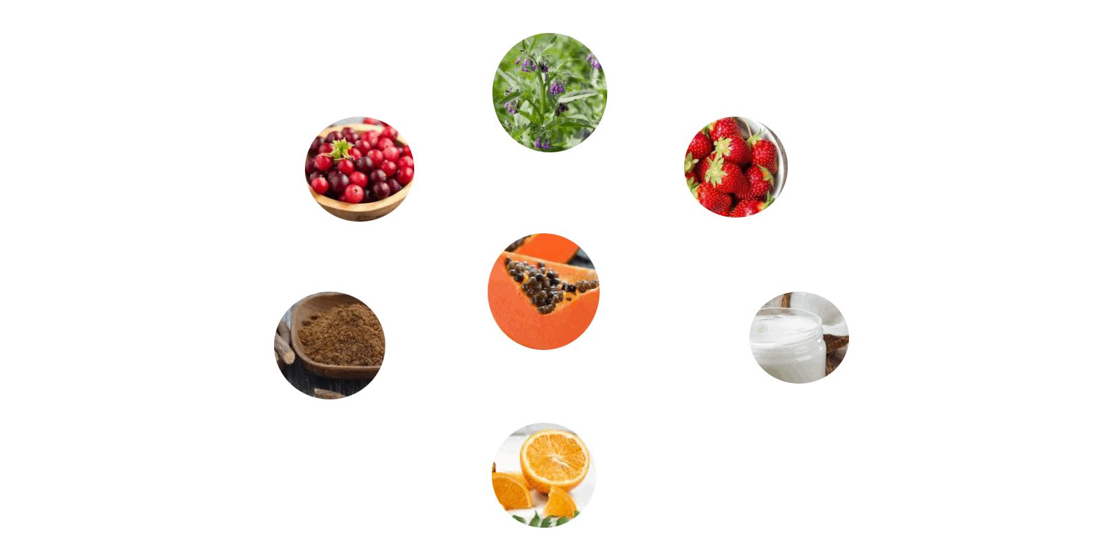 Zeta White ingredients
