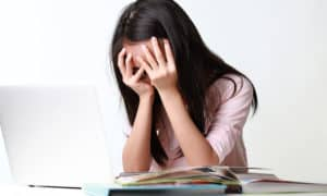 A New CDC Study Says Virtual Learning May Present Serious Risks To The Mental Health Of Children.