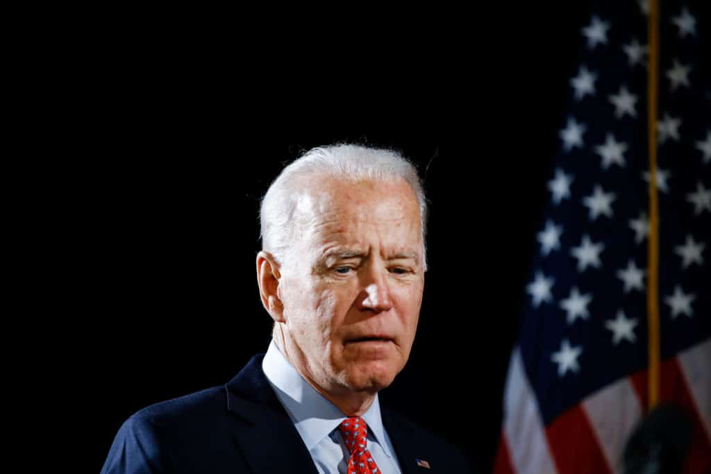 A New Predicament for Biden; Frets Over How To Manage A Colossal Supply Of Vaccines