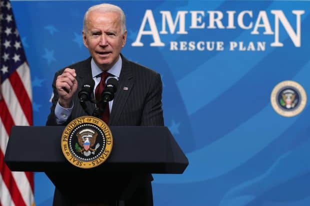 American Rescue Plan Bill With $1,400 Stimulus Passed By The House