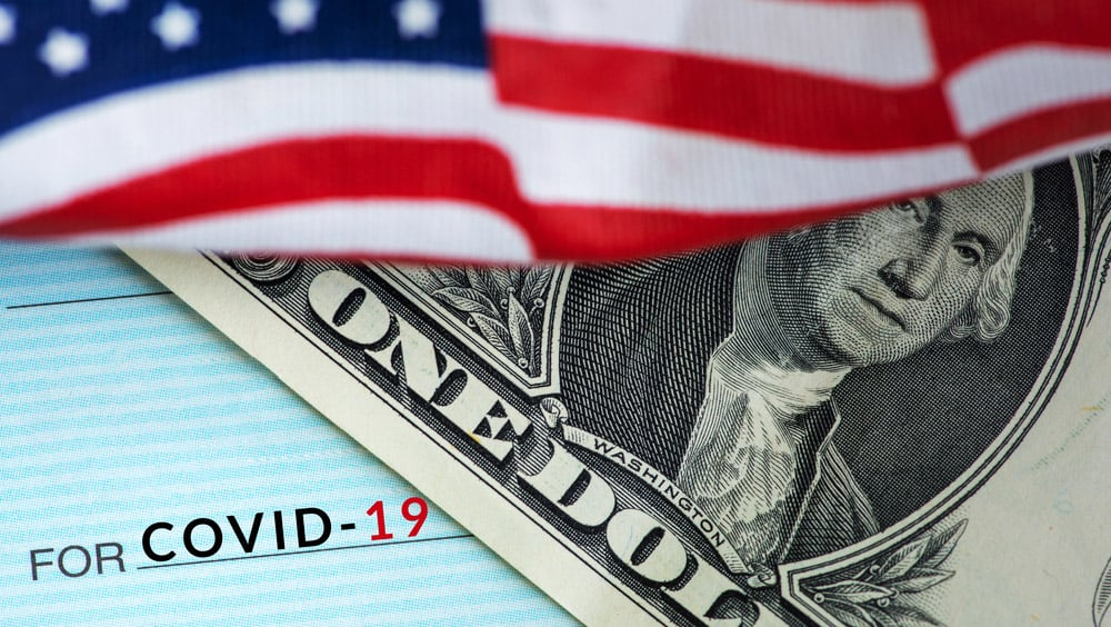 Americans Set To Receive A third Round Of Stimulus Payments Soon After Final Vote In The House