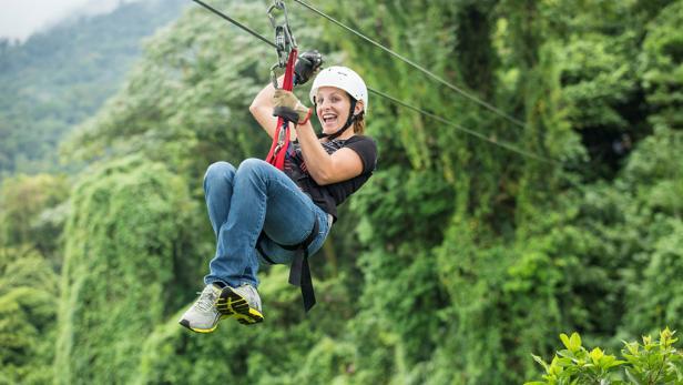 Best Ziplines For The Adventure Seekers In Puerto Rico