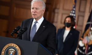 Biden And Top Health Officials Caution Restraint To Avoid Another Covid-19 Surge