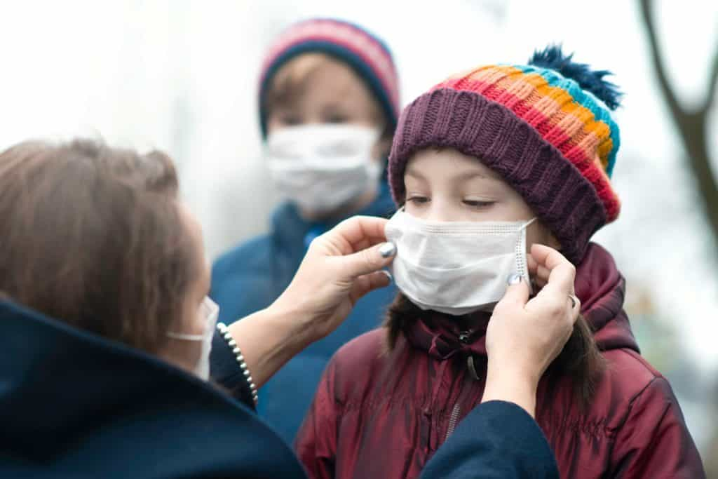 Children Struggle With Pandemic Wall And Cognitive Overload