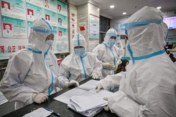 Coronavirus Spreads, Quarantined Health Workers A Concern