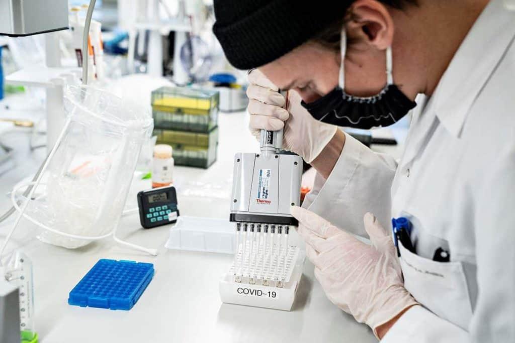 Coronavirus Variants On The Rise