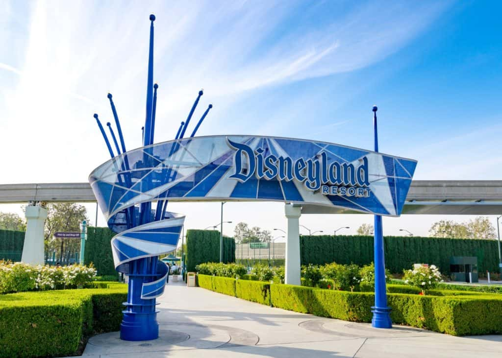 Disneyland Can Be Reopened On April 1