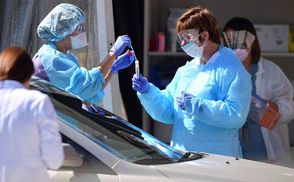Health Experts Urge Restraint To Curb Spread Of Coronavirus