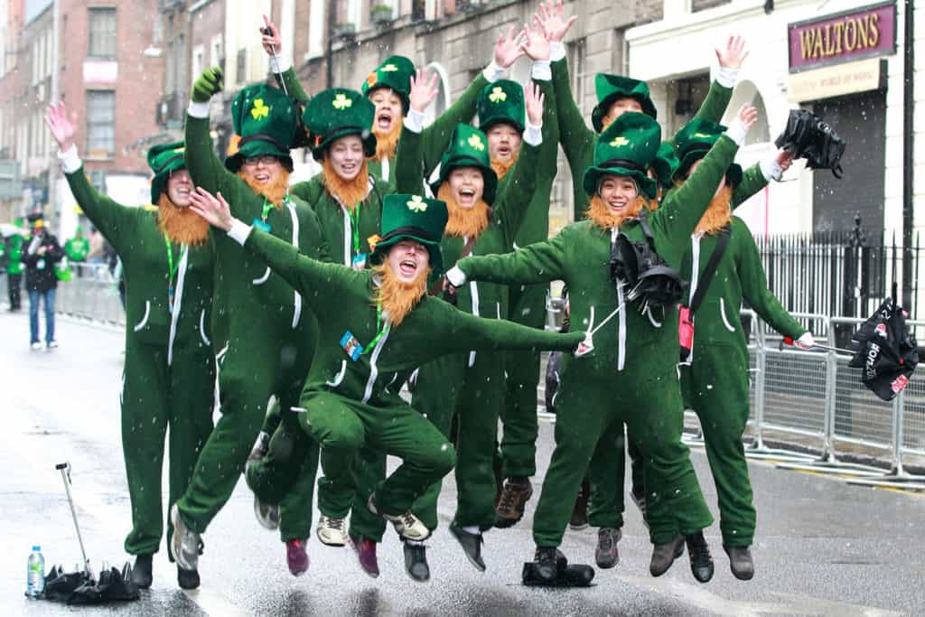 Health Officials Ask People To Be Cautious About St. Patrick's Day Celebrations