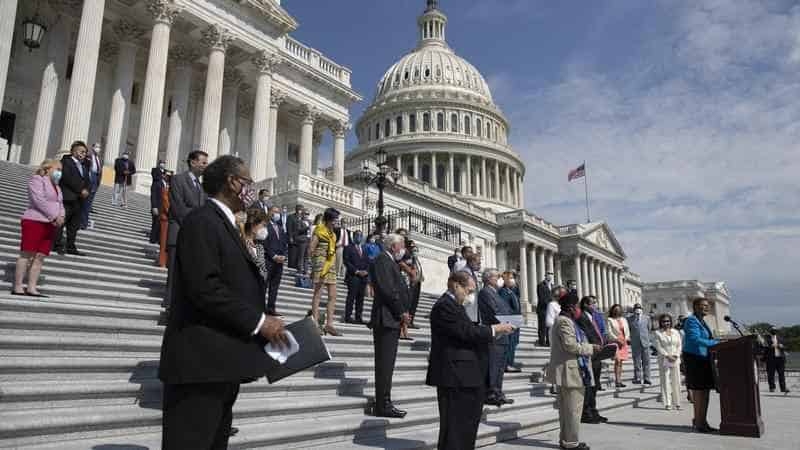 House Passes the Sweeping Police And Election Reforms