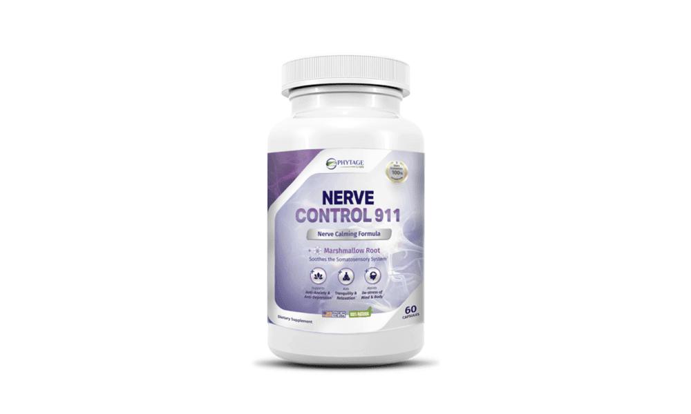 Nerve Control 911 reviews
