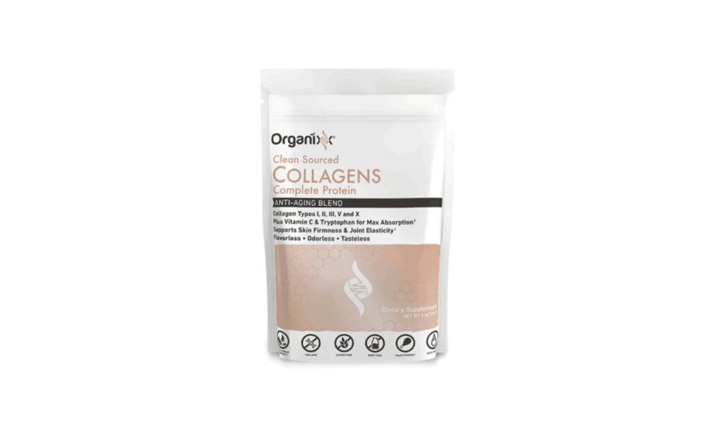 Organixx Collagen reviews