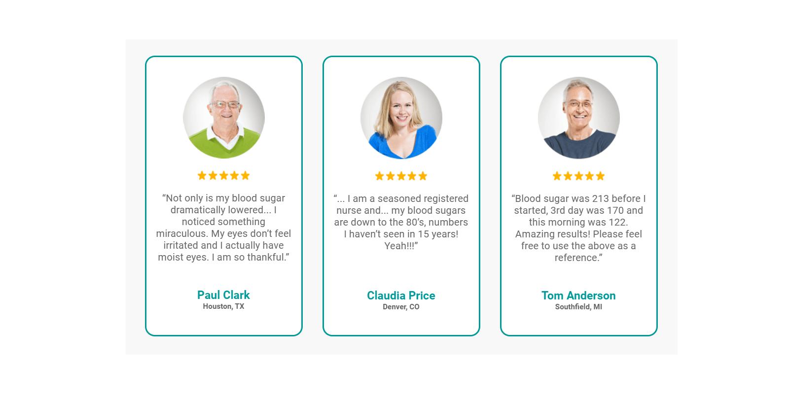 Sugar Balance Customer reviews