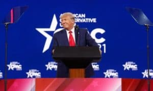 Trump Brazens It Out At CPAC In Orlando