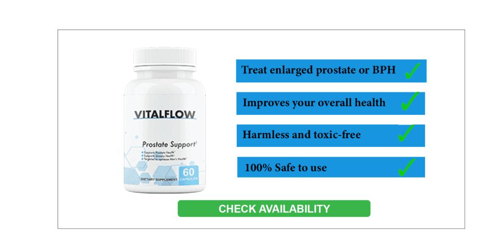 vitaflow supplement price