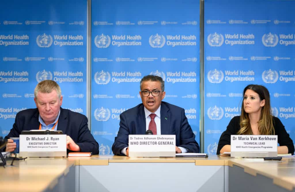 WHO Warns Countries For Not Being Transparent About COVID-19 Data